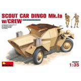 MA35087  Scout Car Dingo Mk 1a w/crew