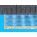 Сетка 0,7 x 0,7 мм (ABRS-02) Масштаб: