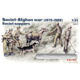 ICM35031  Soviet sappers, Soviet-Afghan war (фігури)