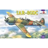 Тренировочный самолет IAR-80DC (AMO72204) Масштаб:  1:72