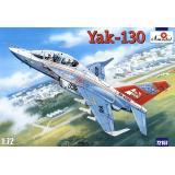Учебно-боевой самолет Як-130 (AMO72157) Масштаб:  1:72