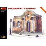 Украинское городское здание (MA35006) Масштаб:  1:35