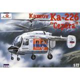 Вертолет Ка-226 (AMO72129) Масштаб:  1:72