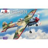 Yak-55M Пилотажный самолёт (AMO72200) Масштаб:  1:72