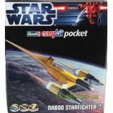 RV06738  Звездные войны. Звездный истребитель Набу - easy kit Poсket