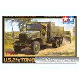 Американский 2.5 тонный грузовик 6x6 (TAM32548) Масштаб:  1:48