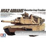 Американский танк M1A2 Abrams OIF (TAM35269) Масштаб:  1:35