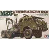 Американский тaнковый тягач M26 (TAM35244) Масштаб:  1:35