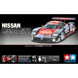 Автомобиль Ниссан R390 GT1 / Nissan R390 GT1 (TAM24192) Масштаб:  1:24