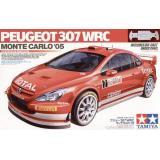 Автомобиль Peugeot 307 WRC Monte Carlo 2005 (TAM24285) Масштаб:  1:24