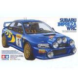 Автомобиль Subaru Impreza WRC 1998 Rally of Monte-Carlo (TAM24199) Масштаб:  1:24