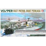 Быстроходный патрульный катер Vosper Perkasa (TAM79004) Масштаб:  1:72