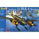 Бомбардировщик Junkers Ju88 A-4 Bomber (RV04672) Масштаб:  1:72