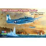 Бомбардировщик TBM-3 Avenger (HB80325) Масштаб:  1:48