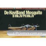 Британский бомбардировщик De Havilland Mosquito B Mk.IV/PR Mk.IV (TAM60753) Масштаб:  1:72