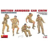 MA35069   British  armored car crew (Фігури)