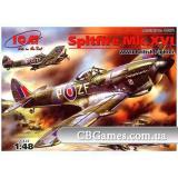 ICM48071  Spitfire Mk.XVI WWII RAF fighter