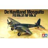 Британский самолёт Mosquito FB Mk.VI (TAM60747) Масштаб:  1:72