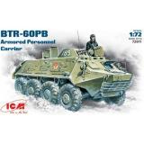 ICM72911  BTR-60PB Soviet infantry vehicle