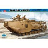 Десантно-гусеничная машина-амфибия морской пехоты США AAVP-7A1 w/UWGS (HB82412) Масштаб:  1:35