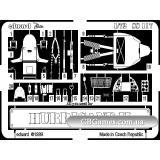 Фототравление 1/72 Харрикейн II (рекомендовано для Revell) (EDU-SS117) Масштаб:  1:72