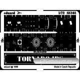 Фототравление 1/72 Tорнадо IDS (рекомендовано для Revell) (EDU-SS103) Масштаб:  1:72