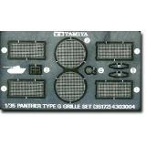 Фототравленная решетка для танка Panther G (TAM35172) Масштаб:  1:35
