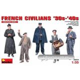MA38004  French Civilians 30-40th