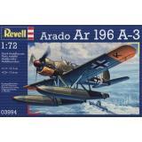 Гидросамолет-разведчик Арадо Ar 196 A-3 (RV03994) Масштаб:  1:72