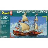 Испанский Галеон (RV05899) Масштаб:  1:450