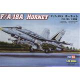 "Истребитель F/A-18A ""Hornet"" (HB80320) Масштаб:  1:48"