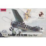 Истребитель Fokker E.V/D.VIII (RN004) Масштаб:  1:72