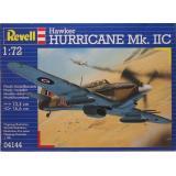 Истребитель Хоукер Харрикейн Mk II C (RV04144) Масштаб:  1:72