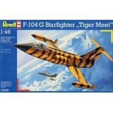 RV04668  Lockhed F-104G Starfighter 'Tiger Meet'