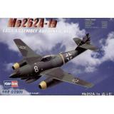Истребитель Me262A-1a (HB80249) Масштаб:  1:72