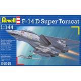 Истребитель-перехватчик F-14D Super Tomcat (RV04049) Масштаб:  1:144