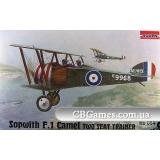 RN054  Sopwith F.1 Camel RAF two seat (Літак)