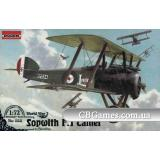 RN053  Sopwith F.I Camel (w/ Bentley) (Літак)
