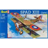 RV04657  Spad XIII late version