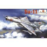 Истребитель Су-11 (AMO72121) Масштаб:  1:72
