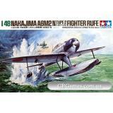 Японский поплавковый истребитель Nakajima A6M2 N Type 2 (TAM61017) Масштаб:  1:48