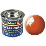 RV32130  Краска № 30 оранжевая глянцевая orange gloss 14ml