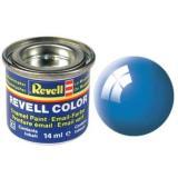 RV32150  Краска № 50 светло-синяя глянцевая light blue gloss 14ml