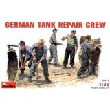 MA35011  German tank repair crew (Фігури)