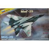 MiG-29 Soviet fighter-bomber (ZVE7208) Масштаб:  1:72