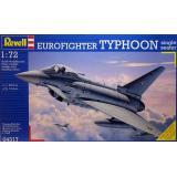 Многоцелевой истребитель Еврофайтер Тайфун (RV04317) Масштаб:  1:72