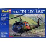 Многоцелевой вертолёт Bell UH-1D SAR (RV04444) Масштаб:  1:72