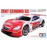 Модель автомобиля Лексус / Lexus SC430 Zent Cerumo SC 2006 (TAM24303) Масштаб:  1:24