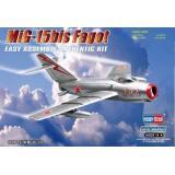 Модель самолета МИГ-15 Фагот (HB80263) Масштаб:  1:72