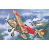 Морской истребитель-биплан Hawker Fury (AMO72139) Масштаб:  1:72